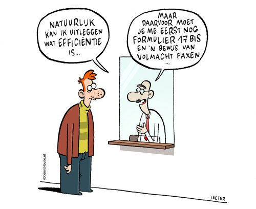 lectrr-efficiency-office-efficientie